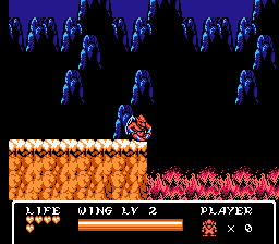 Play Gargoyle S Quest Ii Online Nes Game Rom Nintendo Nes Emulation On Gargoyle S Quest Ii Nes