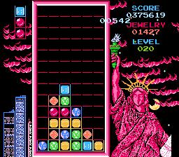 Play Magic Jewelry 2 Online NES Game Rom - Nintendo NES Emulation on Magic Jewelry 2 (NES)