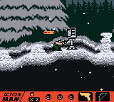 Action Man - Level  - To defeat this enemy, have to be close - User Screenshot