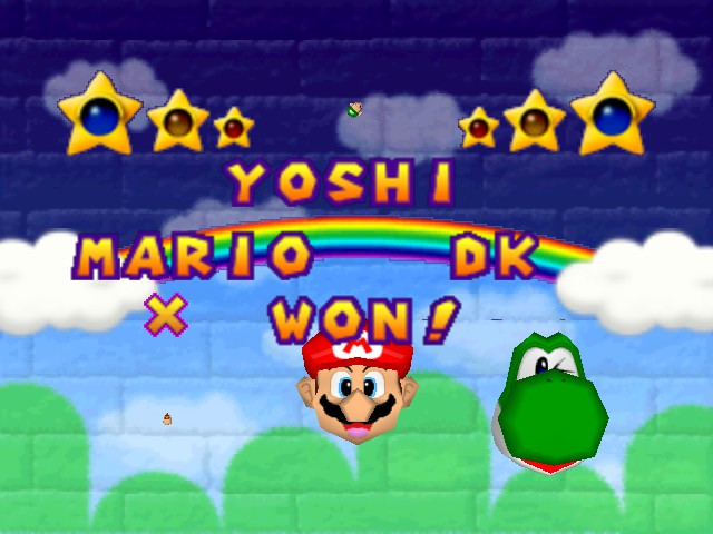 N64 mario party 2 cool rom