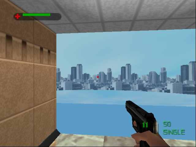 Play 007 The World Is Not Enough Online N64 Game Rom Nintendo